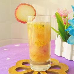 百香果莲雾苹果汁