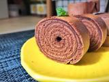 一个平底锅就能做的可可年轮蛋糕的做法[图]