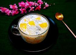 牛奶西米水果捞