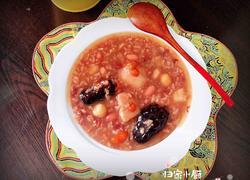 香芋八宝粥(五红补血)