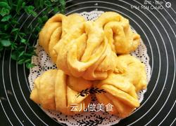 红薯粗粮蒸花卷