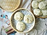 特色肉肉韭苔蒸包的做法[图]