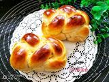 红枣辫子小吐司面包的做法[图]