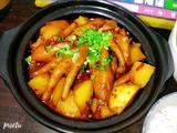 土豆鸡爪煲的做法[图]