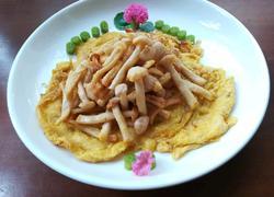 蛋黄白玉菇