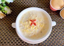 鸡蛋牛奶燕麦片
