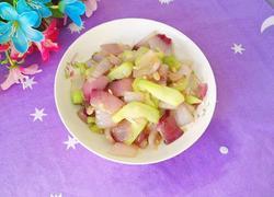 洋葱炒丝瓜