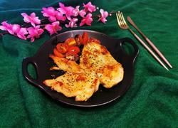 黑胡椒鸡胸肉#轻食减脂#
