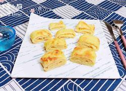 西葫芦丝蛋饼