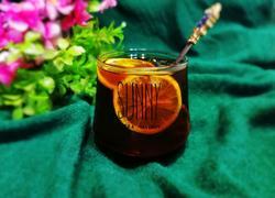 柠檬冰普洱茶