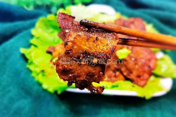 烧烤五花肉