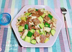 黑椒牛肉杏鲍菇