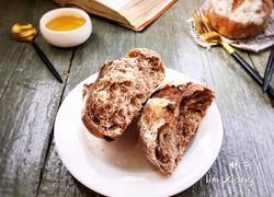 葡萄干黑麦面包