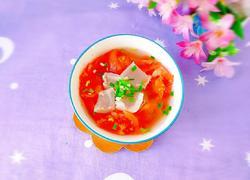 猪皮番茄汤