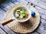 花蛤丝瓜汤的做法[图]