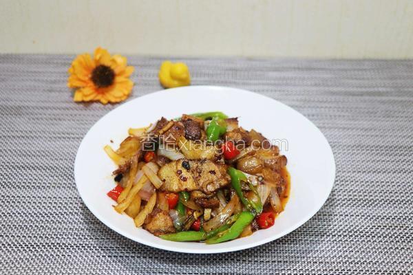 川香回锅肉