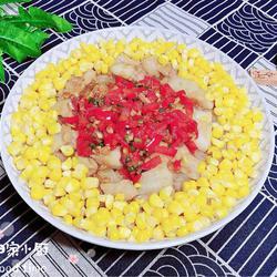 玉米鳕鱼粉丝煲