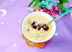 薏米红枣小米粥