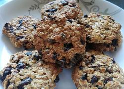 燕麦能量饼干