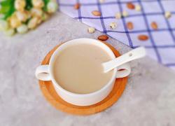 养生红枣花生莲子豆浆