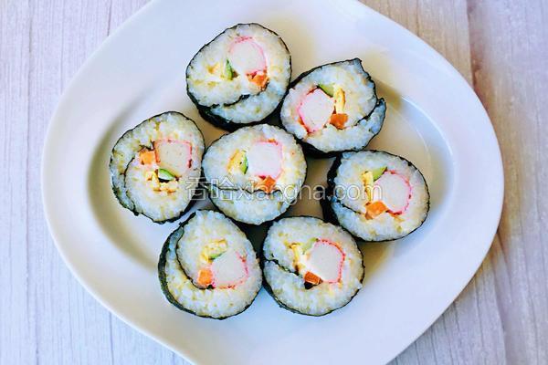 蟹足棒寿司