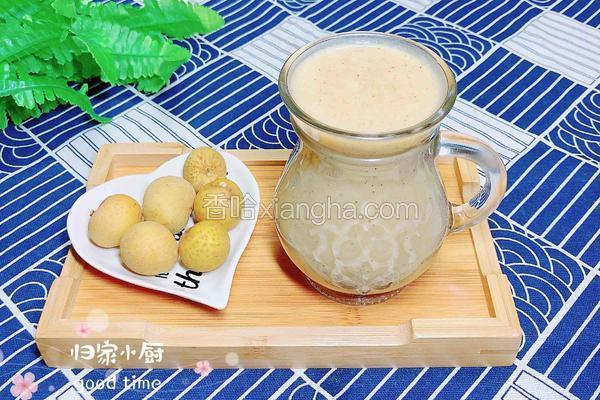 红枣藜麦鹰嘴豆浆