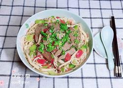 鸭肝菌汤面