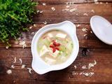 冬瓜豆腐汤的做法[图]