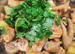 清蒸香菇土豆滑鸡