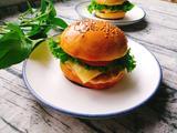 鸡肉芝士汉堡的做法[图]