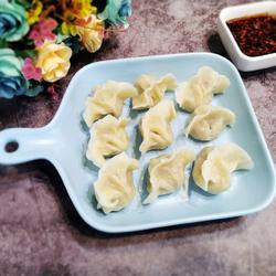 西葫芦猪肉粉条饺子