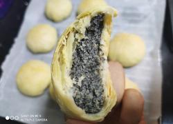 苏式芝麻月饼(黄油版)