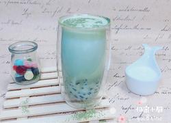 红豆抹茶牛奶