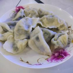 韭菜鸡蛋水饺的做法[图]