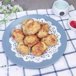 天妇罗土豆虾球