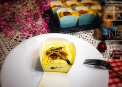 海苔肉松夹心蛋糕