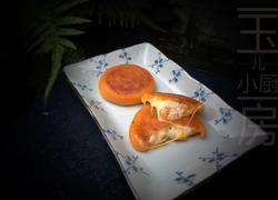 拉丝南瓜饼