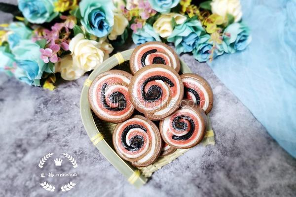 四色甜甜圈