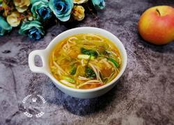 金针菇黄花菜汤