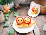 快乐小鸡馒头的做法[图]
