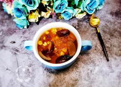 桃胶红枣薏米汤