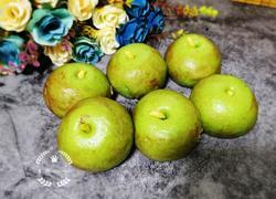 青苹果白芸豆包子