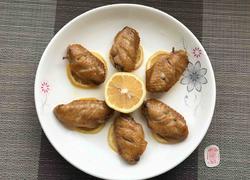 安式柠檬蜂蜜烤鸡翅