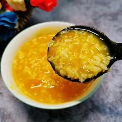 南瓜米粥的做法[圖]