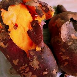 烤箱版烤紅薯的做法[圖]
