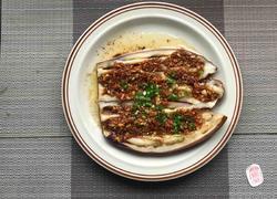 家庭版微波炉烤茄子