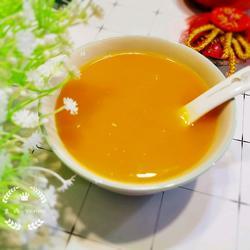 桃膠南瓜米湯的做法[圖]