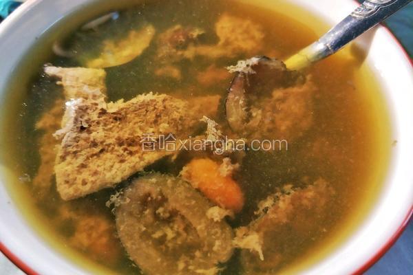 红枣猪肝汤