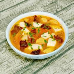 番茄鱼丸豆腐汤的做法[图]