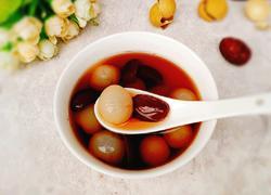 红枣桂圆甜汤